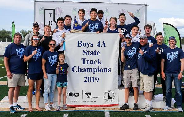 Track & Field | IHSAA - Idaho High School Activities Association